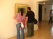 Flotsam - private view at Watford Museum
