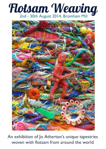 Flotsam Weaving at Bromham Mill this August