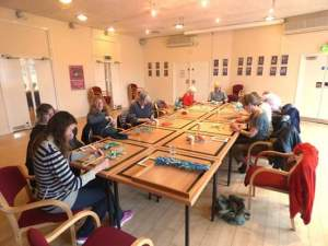 Jo Atherton's Flotsam Weaving workshop